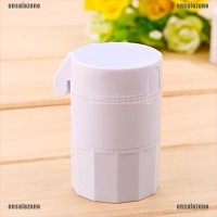 3 in 1 Tablet Cutter, Crusher with Storage Compartment