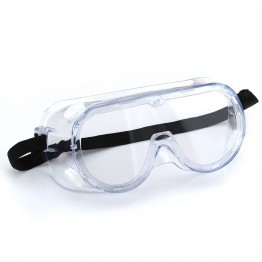 3M Protective Safety Goggle Clear Anti Fog Glasses (1621)