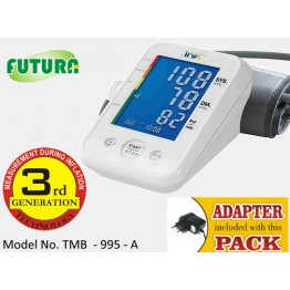 INFI Futra Digital BP Monitor With MDI Technology