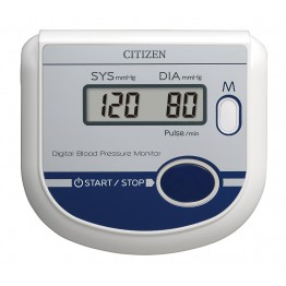 Citizen Digital Blood Pressure Monitor (CH-432)