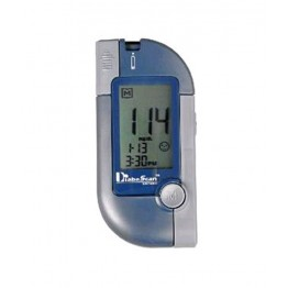 DiabaScan Gulcometer with free 10 Test Strips