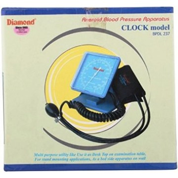 Diamond Aneroid Blood Pressure Apparatus Clock model