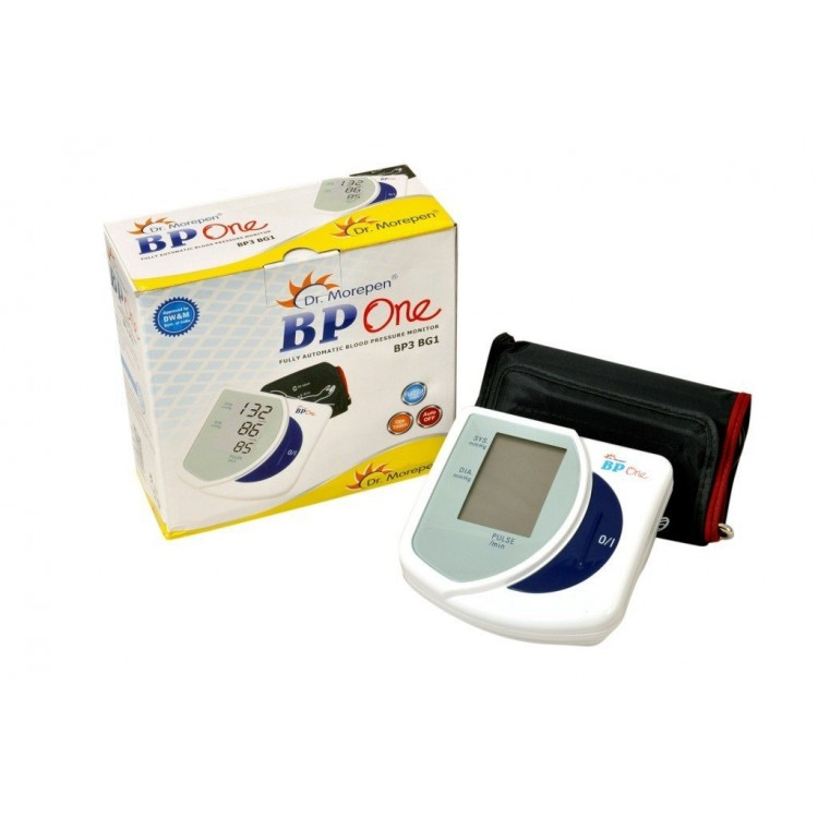 f9884143d Product is Out of stock! Dr. Morepen BP One BP3BG1Digital Blood Pressure  Monitor