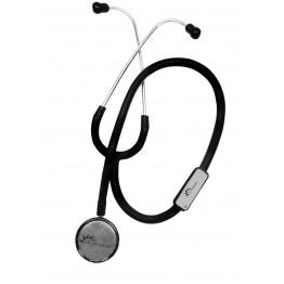 Dr. Morepen ST01 Deluxe Stethoscope (Black)