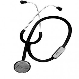 Dr Morepen Stethoscope Pediatric ST 04 (Black)