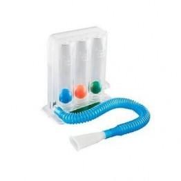 Equinox Lung Exerciser (Spirometer) - 3 Balls