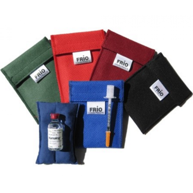 Frio Insulin Cooling Travel Wallet Mini Buy Online At Best Price In India From Healthklin Com