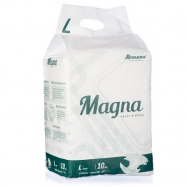 Romsons Adult Diapers  Magna  (10 Pcs. Pack)