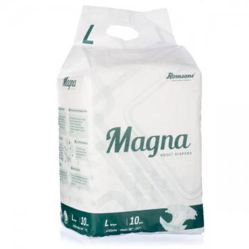 Romsons Adult Diapers  Magna  (10 Pcs. Pack)