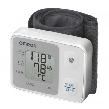 Omron Digital Wrist Type Blood Pressure Monitor HEM-6121