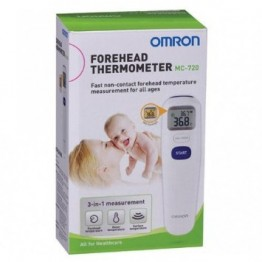 Omron Forehead Non-Contact Thermometer MC-720