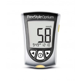 Freestyle Optium Abott Gulcometer
