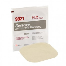 Hollister 9921 Restore Extra Thin Wound Dressing 10cm X 10cm  (1 Piece)