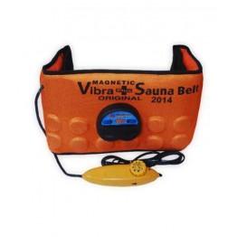 Slimming Vibra Sauna Belt Magnetic Body Massager