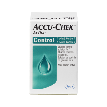 Accu Chek Active Control Solution