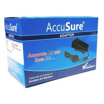 Dr. Gene AccuSure AC Adapter - For Digital Blood Pressure Monitors