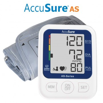 AccuSure AS Automatic Digital Blood Pressure Monitor