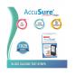 AccuSure Sensor Test Strips 25's Pack