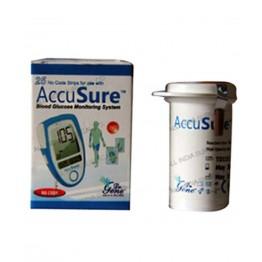 Accusure Dr. Gene Test Strips - 25 Pack