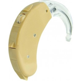 Alps Trumph Behind The Ear Hearing Aid (Beige)