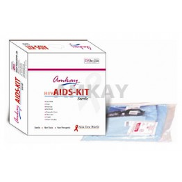 Amkay Disposable OT/HIV Aids Kit