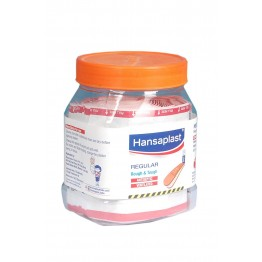 Hansaplast Regular Medicated Dressings - (100 +30 ) Strips