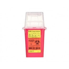 BD (Becton Dickinson) Sharps Collector 1.5qt. (1.4 Lt.)