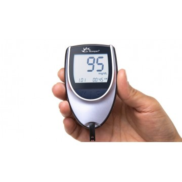 Dr.Morepen GulcoOne (BG-03) Gulcometer Only