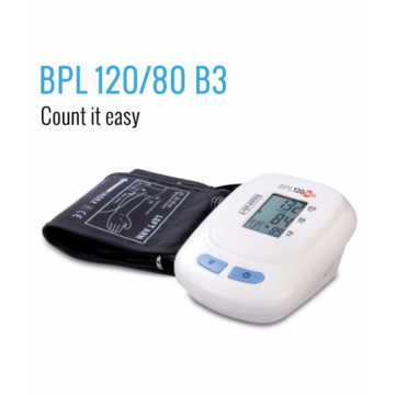 BPL 120/80 B3 Digital Blood Pressure Monitor