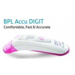 BPL Accu Digit Infrared Thermometer - Ear & Forehead Dual Mode