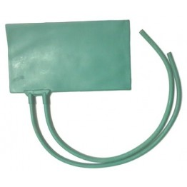 BP Rubber Armlet Green  (BP Bladder)