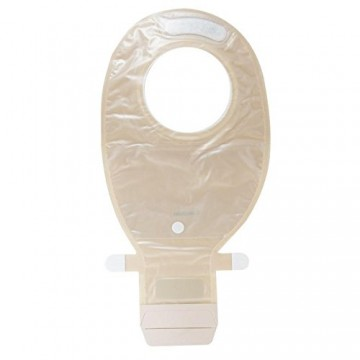 Coloplast 10385 50mm SenSura Click Two-Pc Transparent Bag (One Piece)
