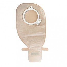 Coloplast 13985 50mm Alterna Ostomy Bag With Easy Close Outlet (Velcro) & Filter