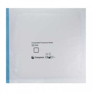Coloplast Protective Sheet 3220 - 1 Piece