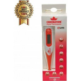 Coronation (DT Flexi) Digital Thermometer - Multicolor