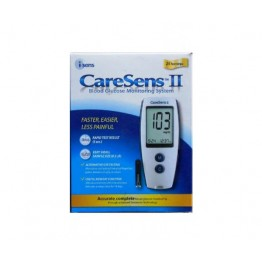 Caresens-II Blood Glucose Monitor  (Without Strips)