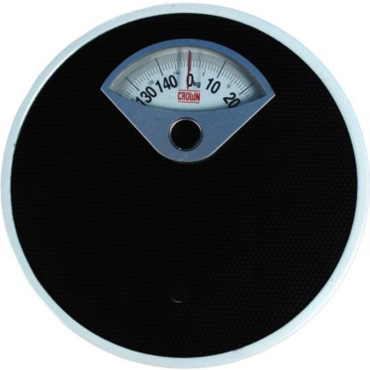 Crown Classic Weighing Scale Round Shape Buy Online At