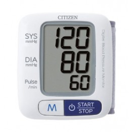 CITIZEN Wrist Digital BP Monitor (CH-650)