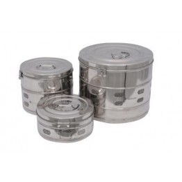 Dressing Drum - Stainless Steel (Regular Quality)