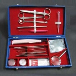 Dissecting Set (Biology Box) For Medical Students