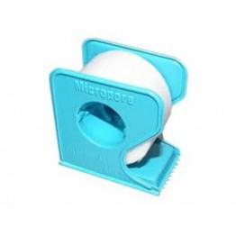 Micropore 3M Surgical Paper Tape With Dispenser -  Individual Pack