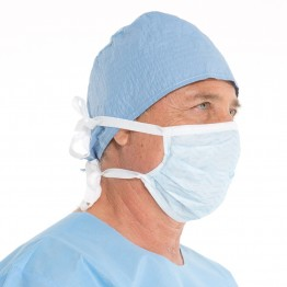 Disposable Face Mask Tie - (100 Pieces Pack)