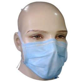 Romsons Dispo Mask (Tie) - 50 pcs