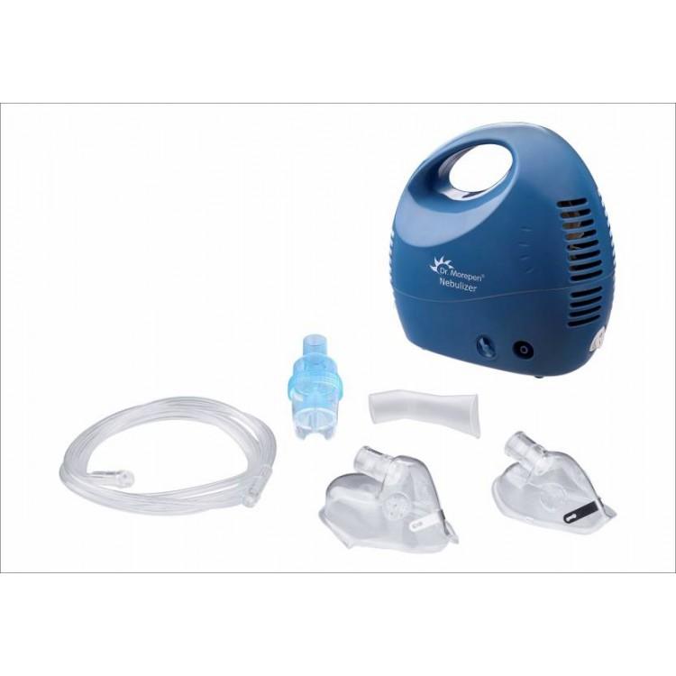 Ac Compressor Noise >> Dr. Morepen Compressor Nebulizer CN10 (Blue) | Buy Online