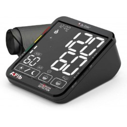 Dr. Odin Digital BP Monitor With Touch Display & Talking Function (Black)- AFIB Technology