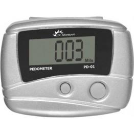 Dr. Morepen Pedometer PD-01 (Silver)