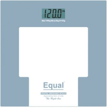 Equal Digital Weight Machine