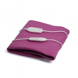 Expressions Electric Bed Warmer For Double Bed - Purple Color