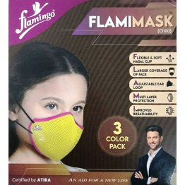 Flamingo FLAMIMASK (Child) - 3 Color Pack