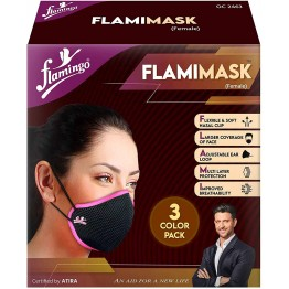 Flamingo FLAMIMASK (Female) - 3 Color Pack